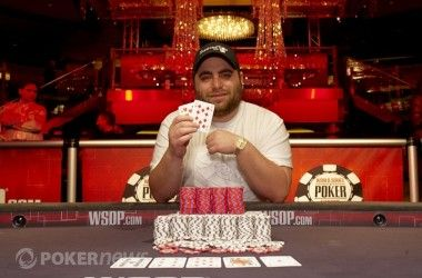 WSOPE 2010 - James Bord vant Main Event 101