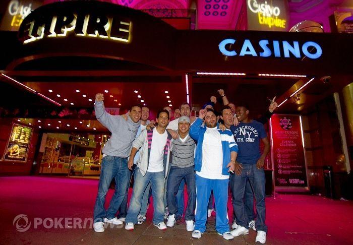 2010 World Series of Poker Europe: James Bord спечели титлата в... 102