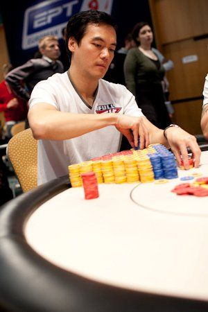 EPT London  - David Vamplew vant over John Juanda 104