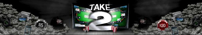 Full Tilt Poker - Take 2 - Tjen opp mot  og doble poeng 101