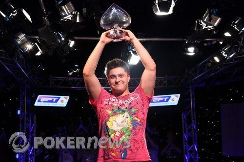 Maxim Lykov се присъедини към Team PokerStars Pro 101