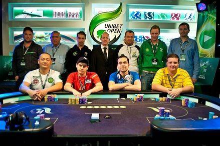 4-то място за Атанас Георгиев (€43,320) в Унибет Опън... 101