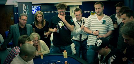UK Pokernews Roundup: James Bord Wins High Rollers Event, £10,000 Added Event in Birmingham... 101