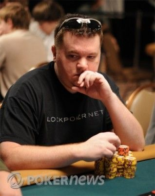 Lock Poker Pro Eric 'Rizen' Lynch