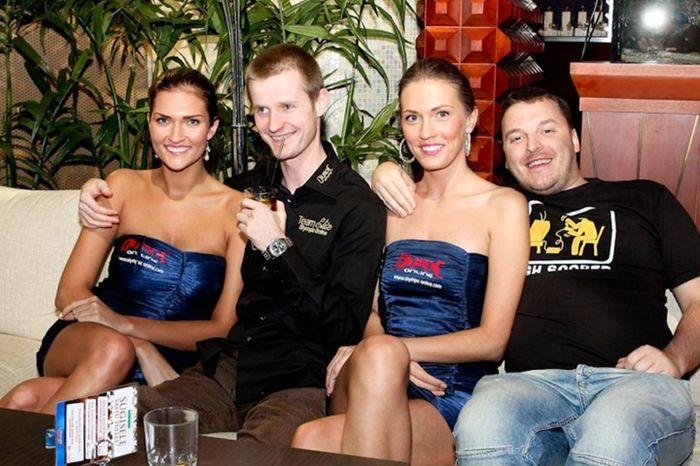 Tuntud Eesti pokkerimängijatel oli lõbu laialt