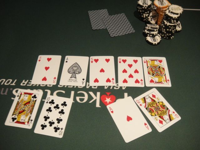 Poker Tour at 신사 101