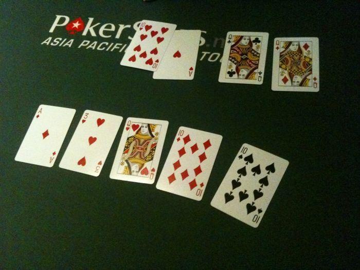 광화문 WaBar의 마지막 Poker Tour 101