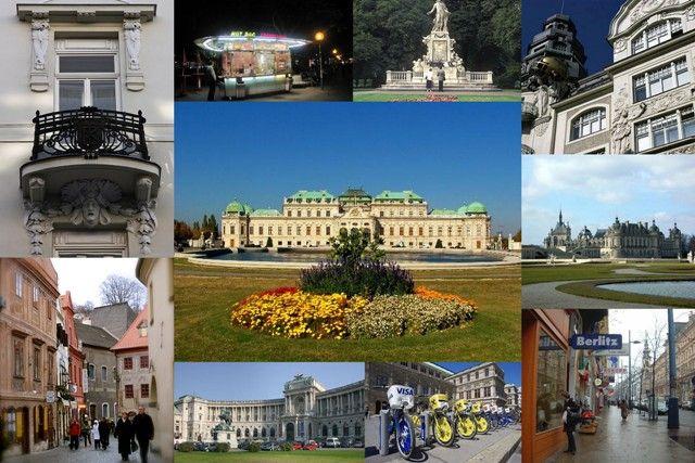 Around the World with Lynn Gilmartin: Vienna 101