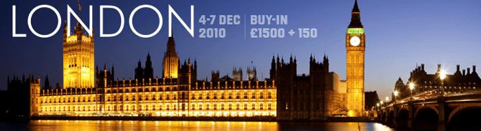 Класирайте се за Unibet Open London 101
