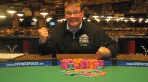 WSOP event vinner Sigurd Eskeland