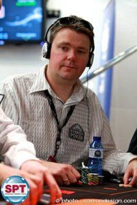 Everest poker proff Sigurd Eskeland