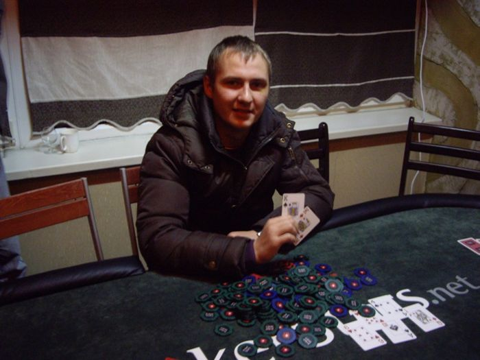 Panevėžio atrankinio turnyro nugalėtojas Martynas Kaminskis