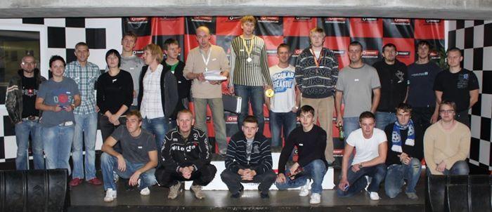 Osalejaid jäid võistlustega igati rahule