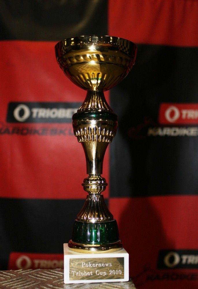 PokerNews Triobet Cup kardivõistluse võitis Villu Harjo 101