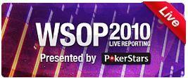 2010 WSOP Main Event: Ráno v 5:00 pokračuje náš Live Reporting 101