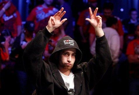 Duhamel, nuevo embajador del poker mundial -- Fotografía: AP