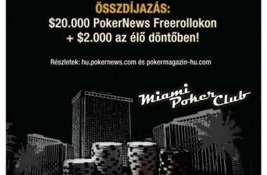 Megjelent a Póker Magazin új száma: Rengeteg promóció, közös PokerNews - Póker... 101