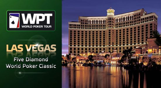 Спечелете ,000 място на WPT Five Diamond с Absolute Poker 101