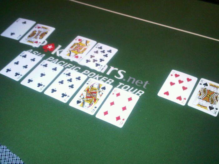 WaBar와의 PokerTour 시즌 파이널 101