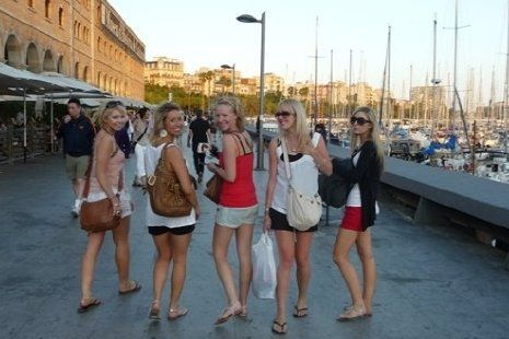 Around the World with Lynn Gilmartin: Barcelona 101