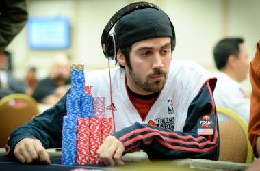 PokerStars spilleren Jason Mercier