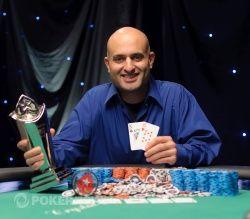 Joe Tehan - NAPT LA vinner