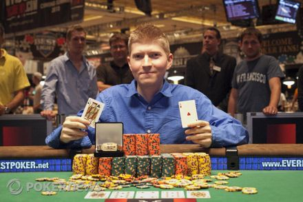 Josh Tieman is also a WSOP Bracelet Winner