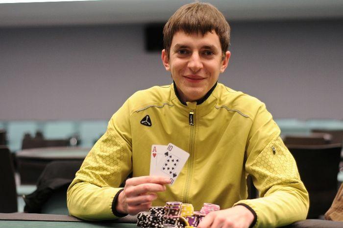 Šalutinio turnyro nugalėtojas Paulius Venčkauskas
