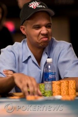 Legenda pokeru - Phil Ivey 101