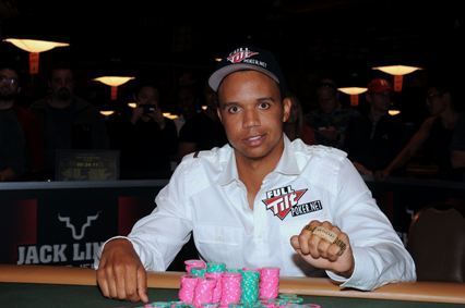 Legenda pokeru - Phil Ivey 103