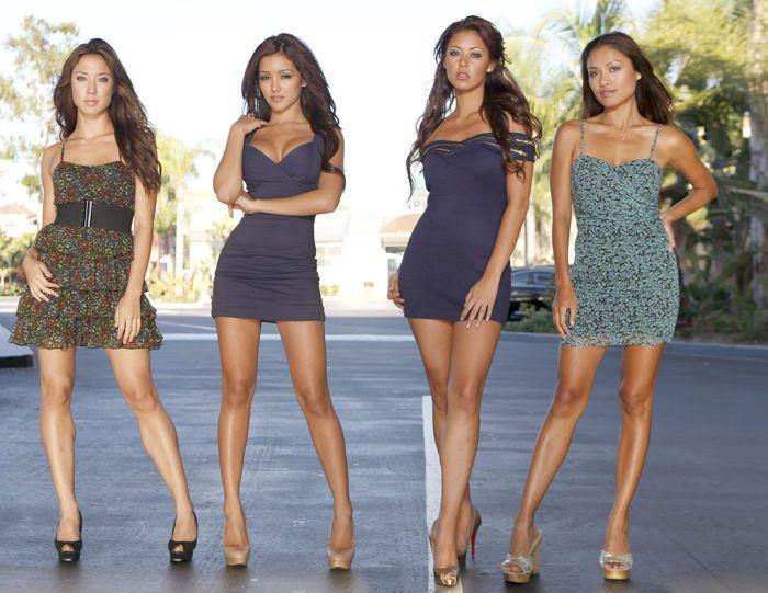 Момичетата на WPT