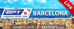 EPT Barcelona dag 3 er avsluttet - Nordmannen Thor Stang ligger som nr 3 i chips! 102