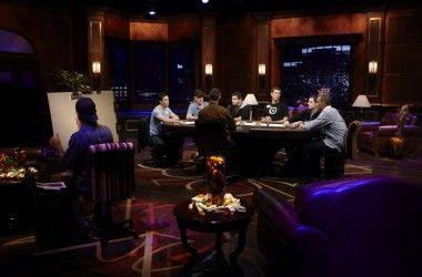 Poker After Dark - natáčení PLO Cash Game