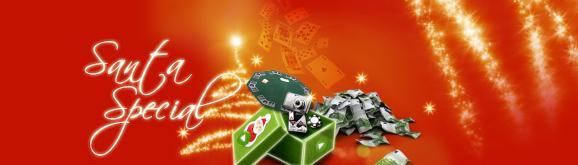 Vánoční dárečky od Unibet Pokeru 101