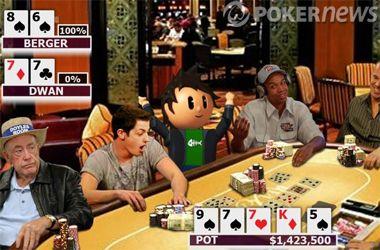 Divoký týden ve světě pokeru 105