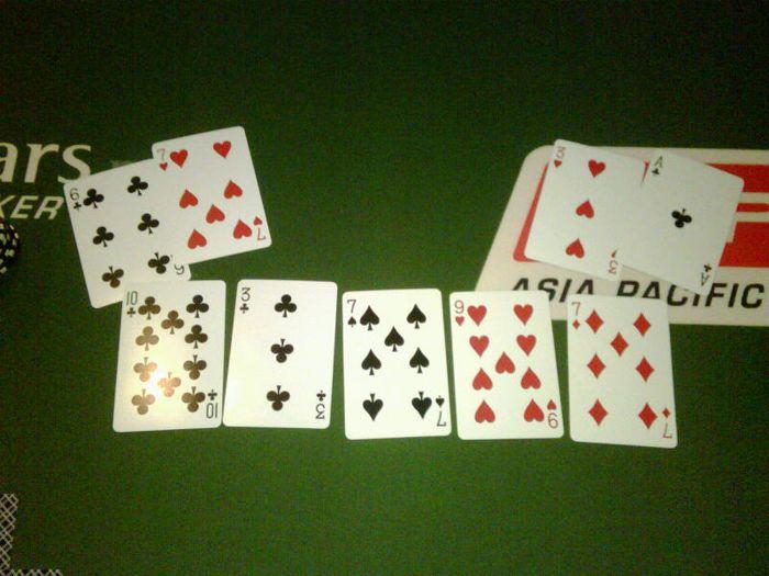 PokerTour의 12월 첫 주말 101