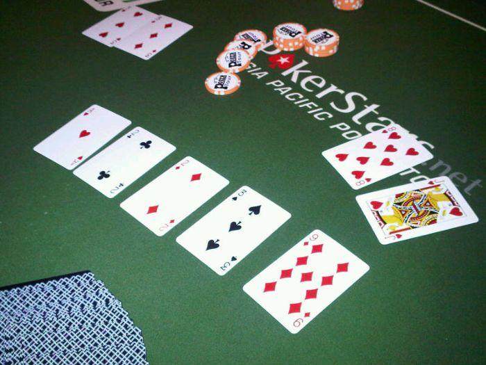 PokerTour의 12월 첫 주말 102