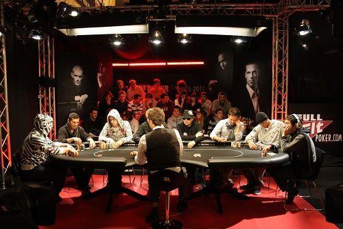 Kevin Vandersmisser, campeón de la Gran Final de las Full Tilt Poker Series de Barcelona... 101