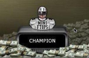 MiniFTOPS шампион - сребърен аватар