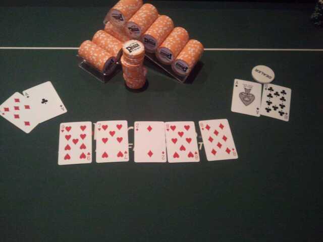12월 둘째 주 PokerTour 104