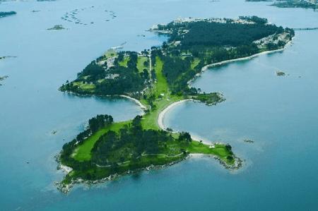 La isla del poker: la Isla de La Toja