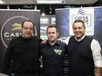 Fin de semana de torneos: Jaime Blanco gana la final del Marbella Poker Classic, y pacto en... 101