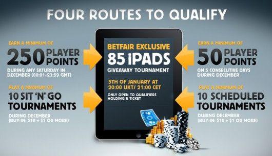 Promoções Natalinas de Poker Online 101