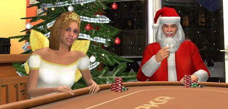 Vánoční akce na online hřišti 102