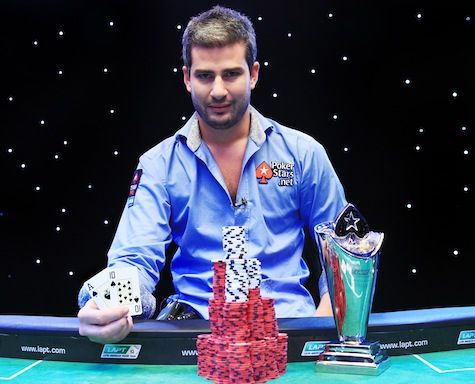 "Хосе Игнасио ""Nacho"" Барберо В 2010 году выиграл $1,543,463"