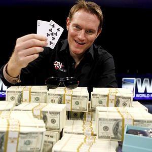 Энди Франкенбергер в 2010 году выиграл $1,147,293