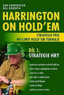 Dan Harrington a jeho báječná série Harrington on Hold´em 101