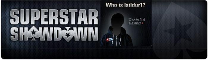 Tony G е следващият опонент на Isildur1 в SuperStars Showdown 101