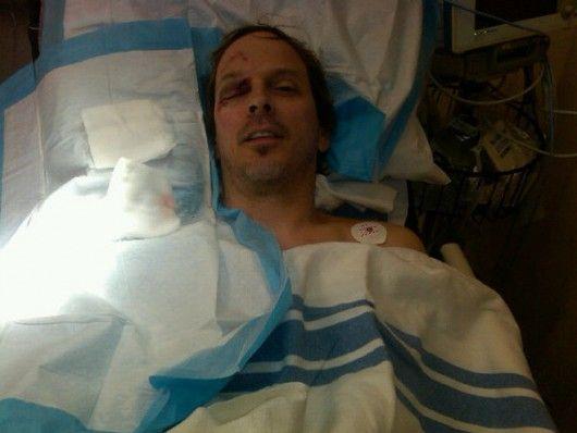 Phil Laak v nemocnici v Oregonu