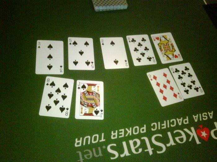 Poker Tour의 새해 첫 주! 104